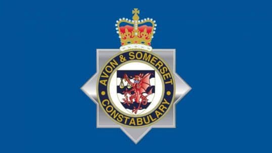 Avon and Somerset Police crest