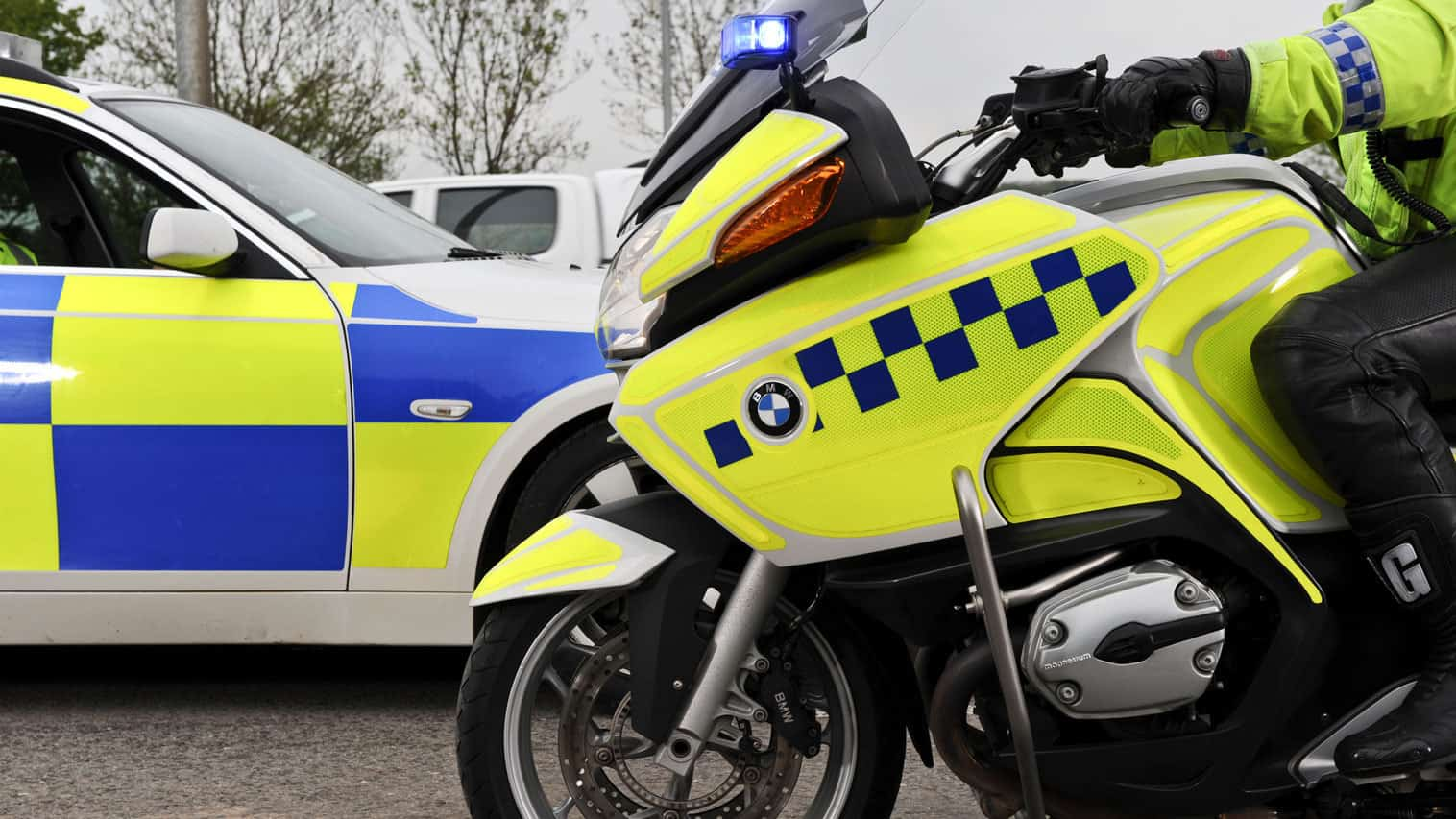 Man remains in hospital following serious collision on the B3153 near Kingweston