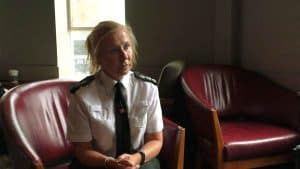 Ch Insp Marie Wright