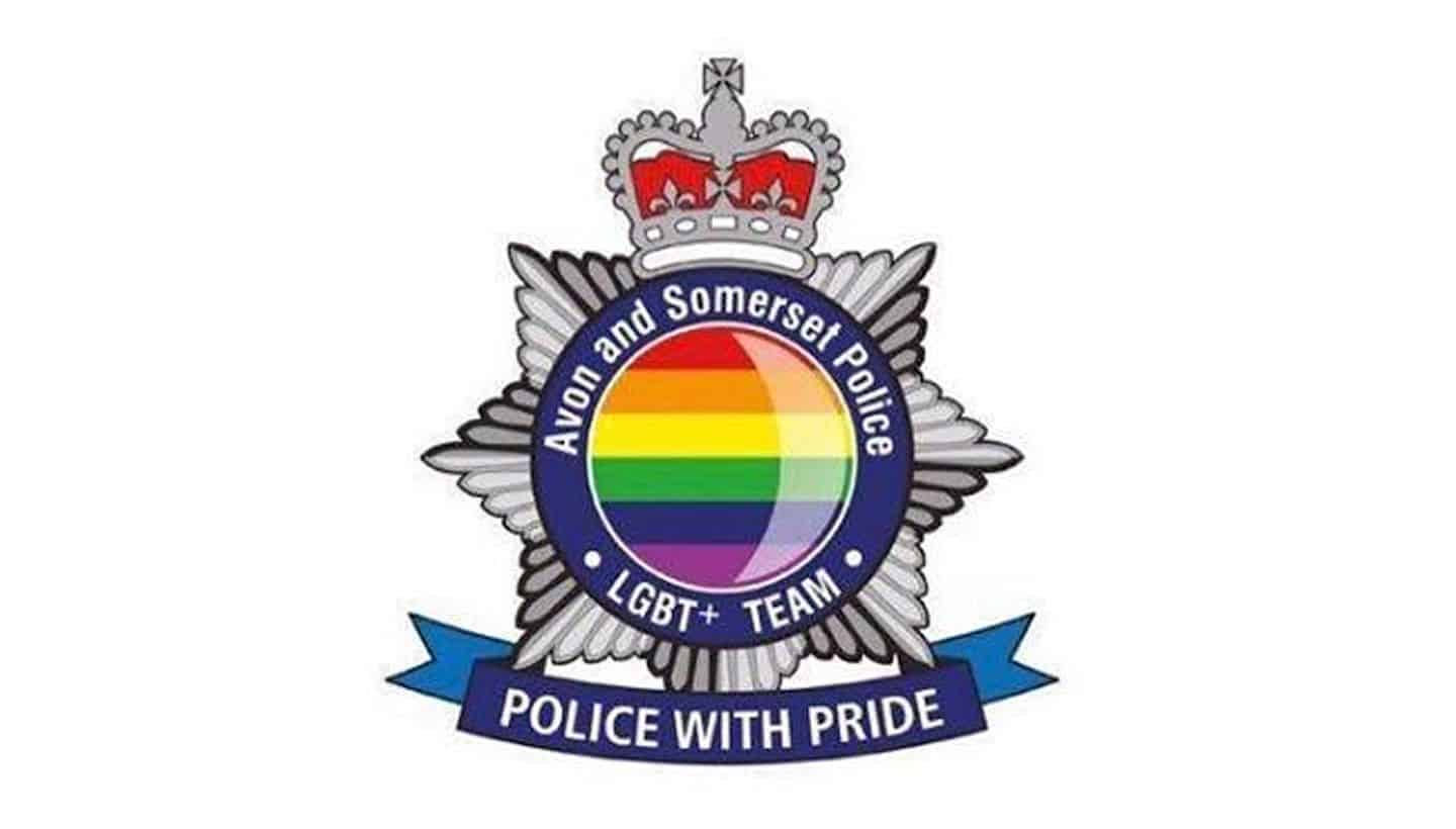 Avon and Somerset Police ready for #PolicewithPride