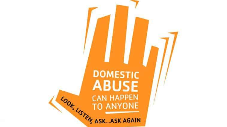 Domestic Abuse can happen to anyone icon