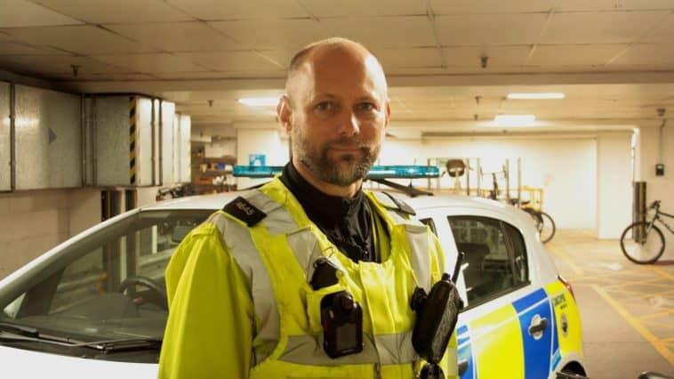 Taxi Cop PC Quinton