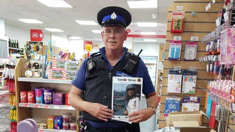 PCSO in a Post Office