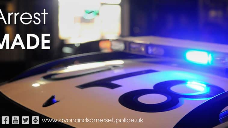 A man has been arrested on suspicion of causing arson with intent.