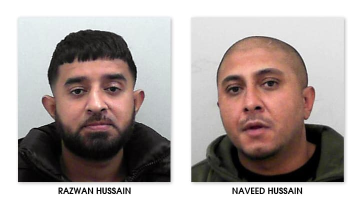 Two brothers jailed following machete attack at Bristol superstore