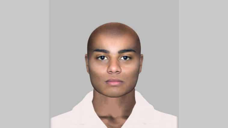 Can you help us identify the man shown in this E-fit?