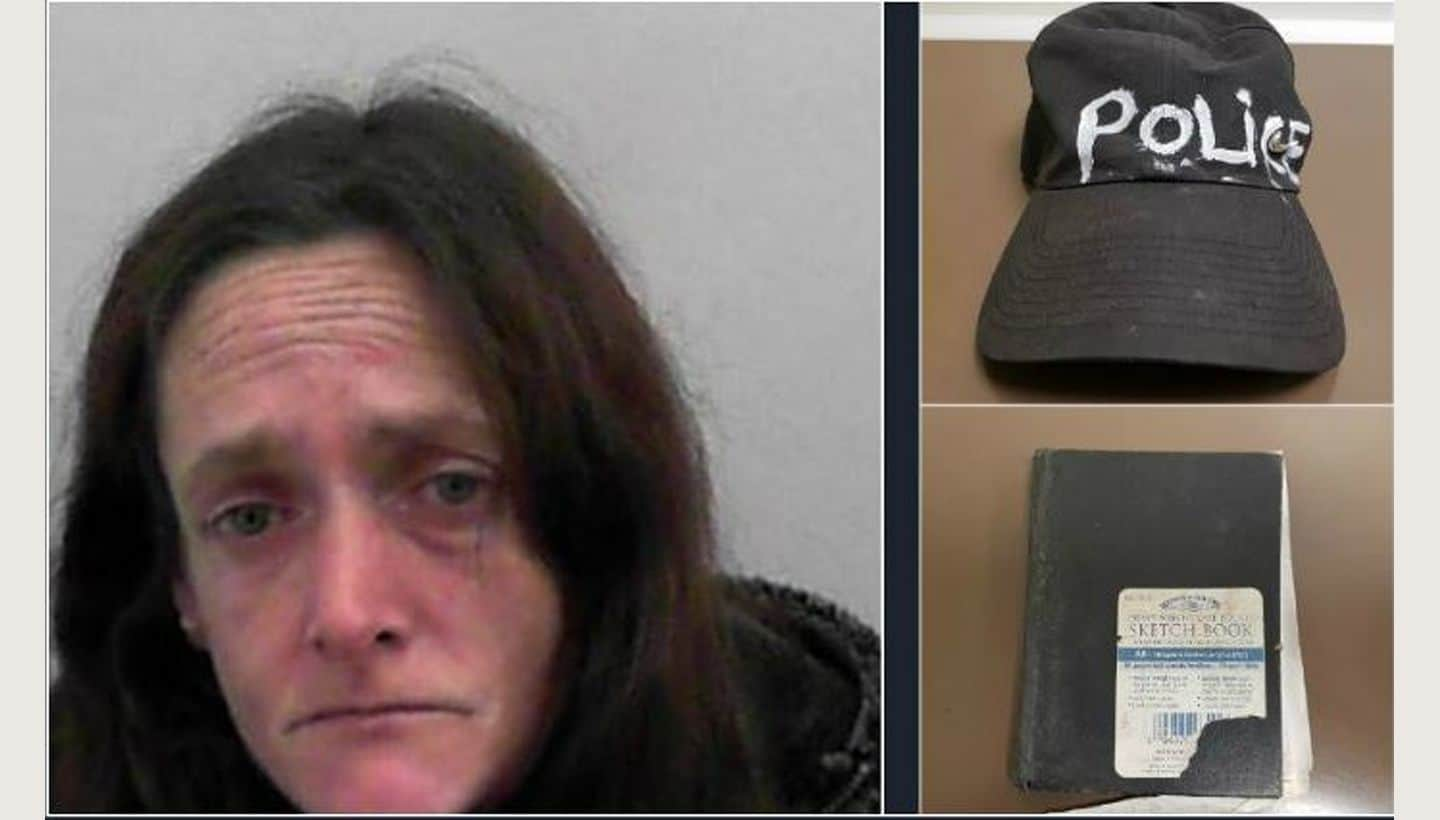 Woman who impersonated police officer to steal from vulnerable pensioner jailed