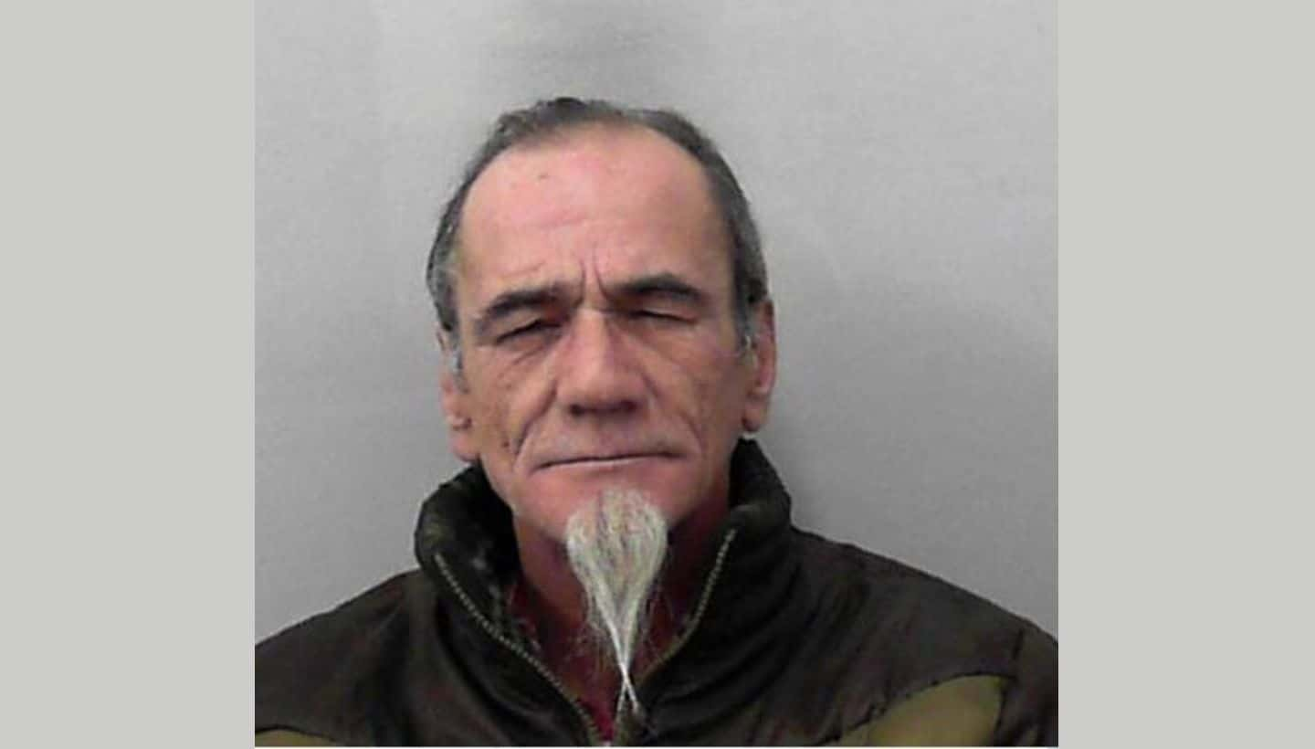 Appeal to locate wanted man Gordon Maddocks