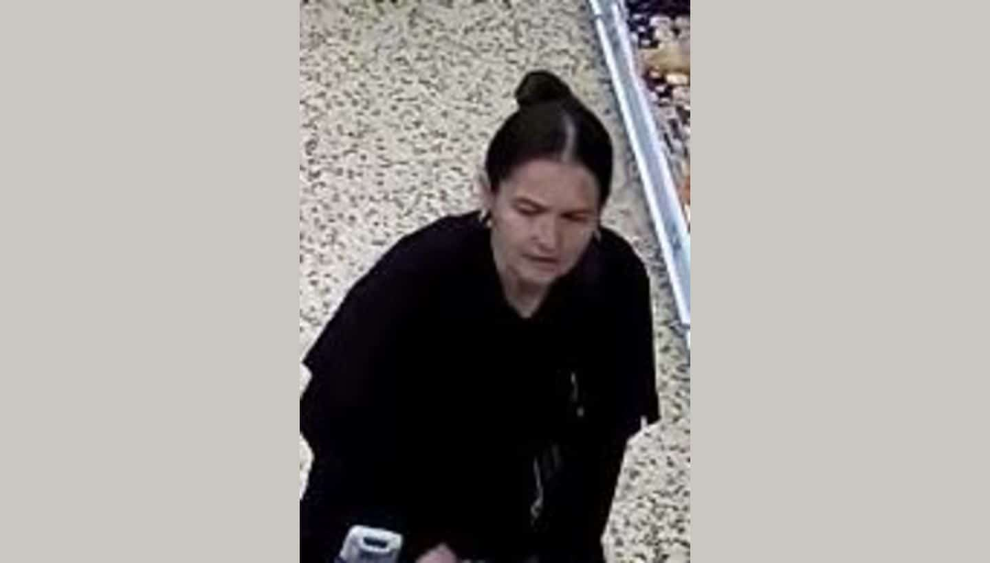 Can you help identify this woman in Horfield?