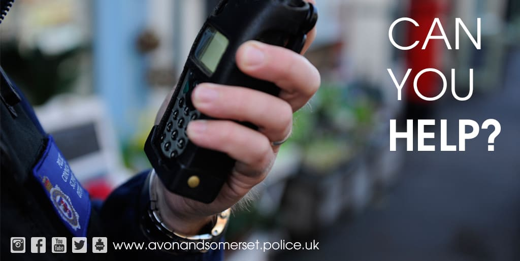 Appeal for witnesses following incident in Weston-Super-Mare