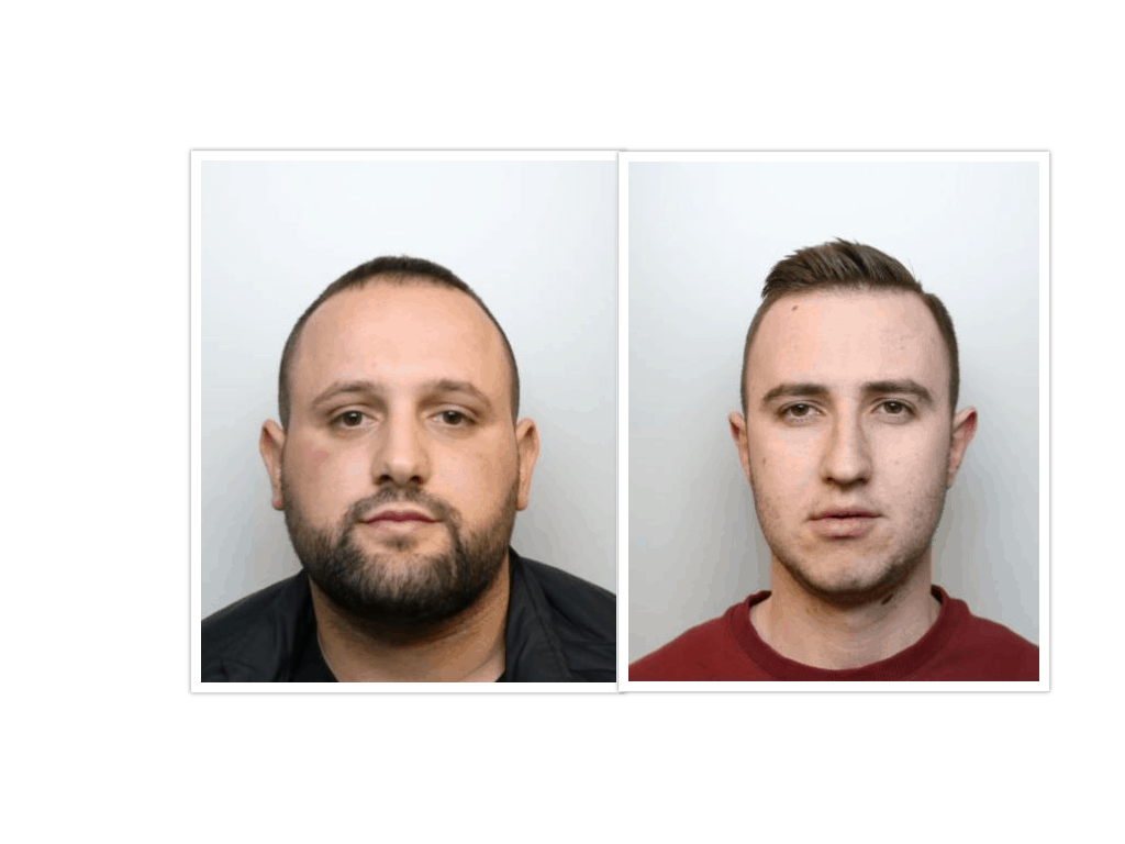 Two men jailed for drug offences in Bath