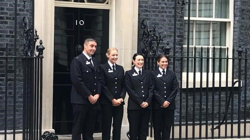 Avon and Somerset Police officers recognised at national Police Bravery Awards