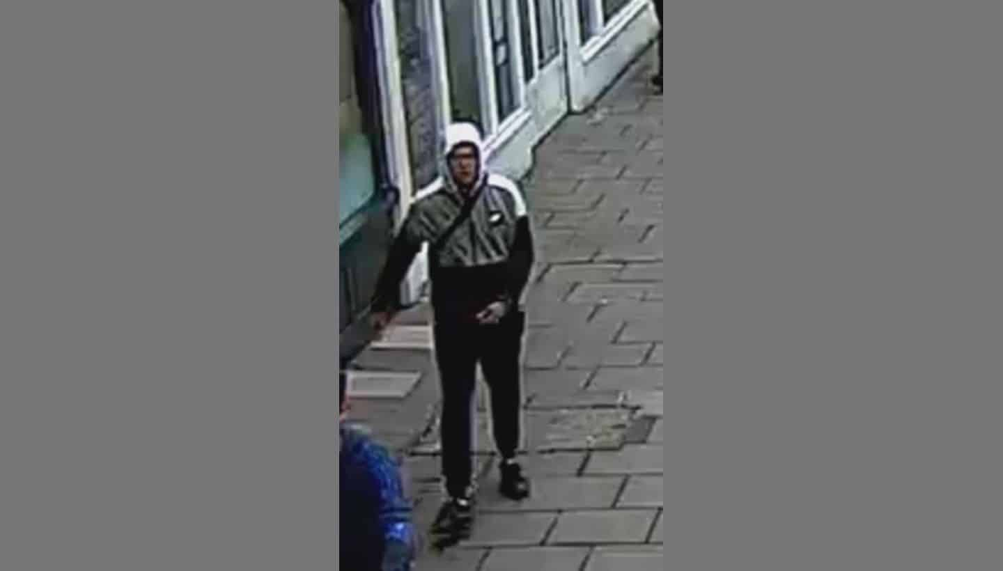 CCTV image released following Keynsham assault