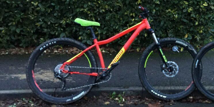 Stolen Voodoo Hoodoo bike