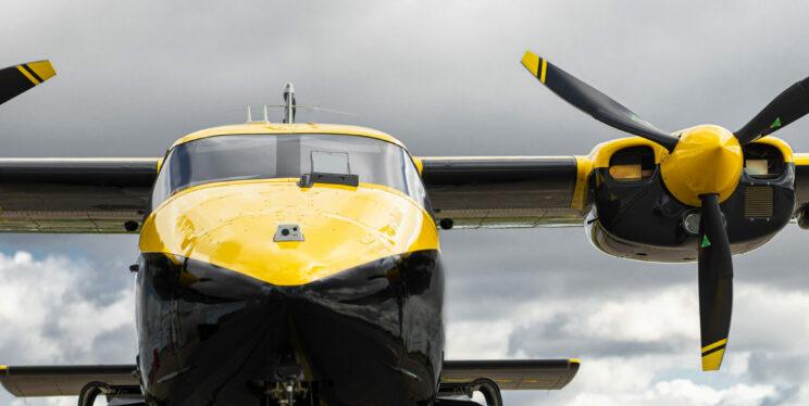 NPAS fixed wing aircraft