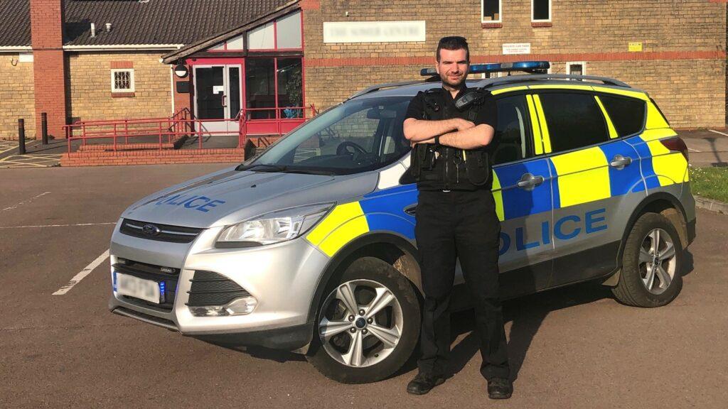 Special Constable Tom Whittuck