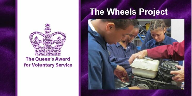 Queen's Award for the Wheels Project