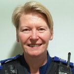 PCSO Supervisor Helen Riddell