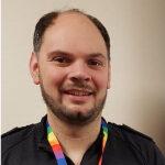 Special Constable Stephen Jones