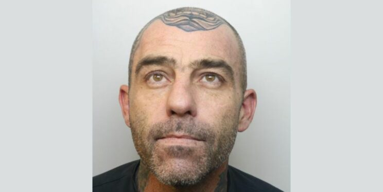 Wanted man Luke Baker