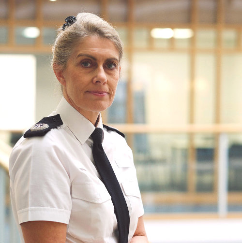 Assistant Chief Constable Nikki Watson, Avon and Somerset Police
