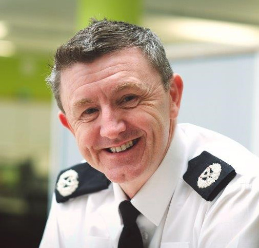 Assistant Chief Constable Steve Cullen, Avon and Somerset Police